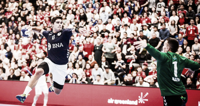 La Selección Argentina Masculina de Handball realizará una gira por Francia