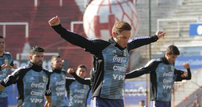 Argentina, dubbio modulo per l'esordio con l'Islanda | www.twitter.com (@aguerosergiokun)