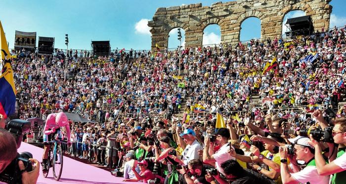 Giro d'Italia 102: Le pagelle finali