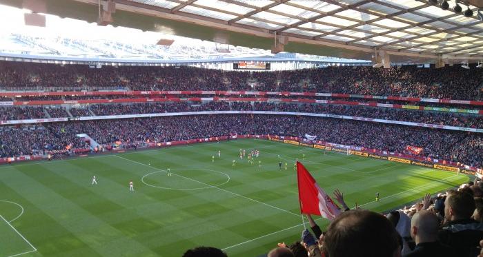 Tour des stades : Emirates Stadium, aussi beau que calme