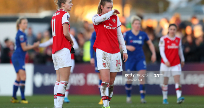 Women's Super League and Championship Seasons Ended