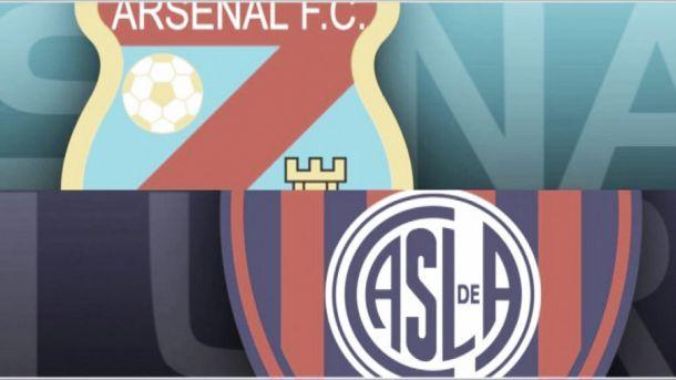 San Lorenzo - Arsenal: la previa