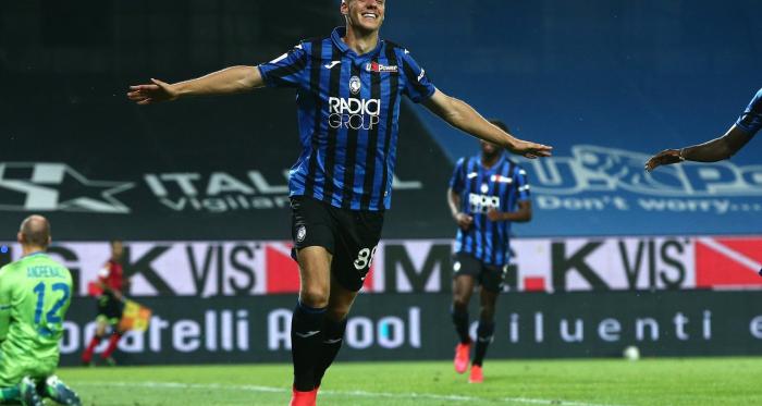 Set, partita, incontro: 6-2 spettacolare dell'Atalanta al Brescia