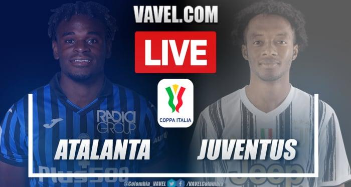 Resumen Atalanta vs Juventus (1-2)en la final de la Copa Italia 2021