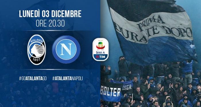 Atalanta-Napoli in diretta, Live Serie A 2018/2019 (1-2): Milik nel finale decide la gara!