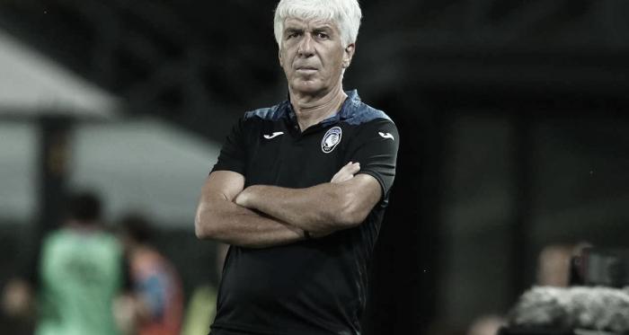 Gasperini lamenta derrota da Atalanta em jogo que 'parecia ganho' contra PSG na Champions League