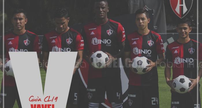 Guía VAVEL Clausura 2019: Atlas