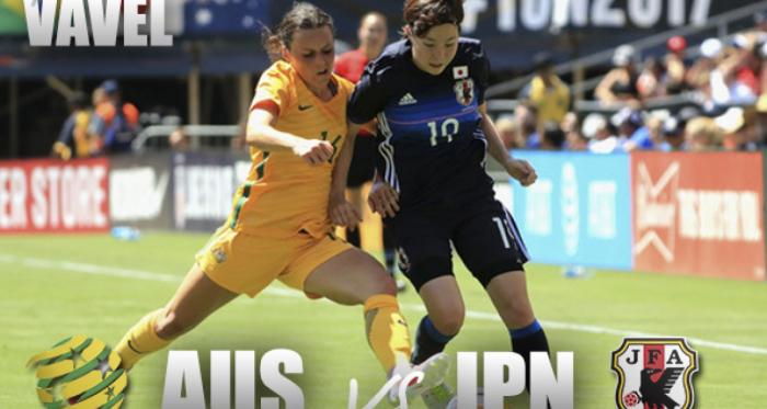 Australia vs Japan in 2018 Tournament of Nations. (Photo: VAVEL USA)