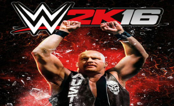 Stone Cold On Cover Of WWE 2k16