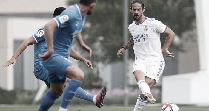 El Real Madrid se impone por 3-1 al Fuenlabrada