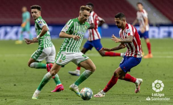 Previa Atlético de Madrid - Real Betis: nueva ilusión para olvidar los batacazos