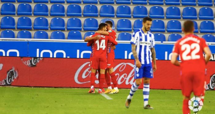 Alavés - Granada CF: puntuaciones del Granada, jornada 37 de LaLiga