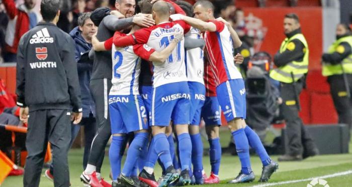 Análisis y valoraciones de la defensa y la portería del Real Sporting de Gijón 2019/2020