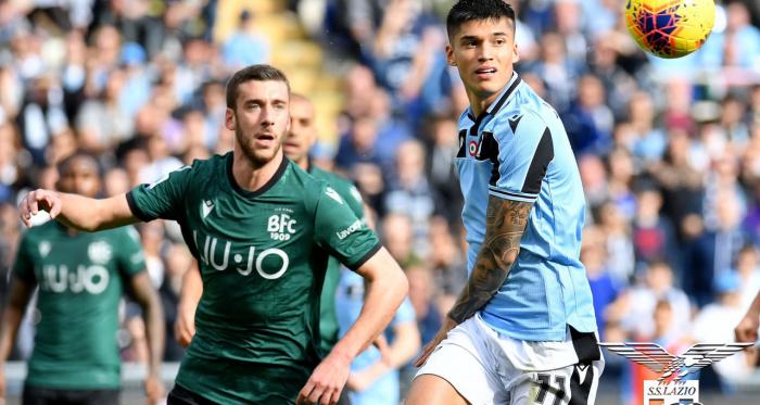 Serie A- Luis Alberto trascina la Lazio al primo posto, affondato il Bologna
