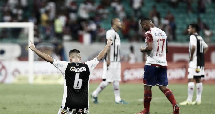 No retorno de Guto Ferreira ao Bahia, Tricolor é derrotado pelo Botafogo-PB