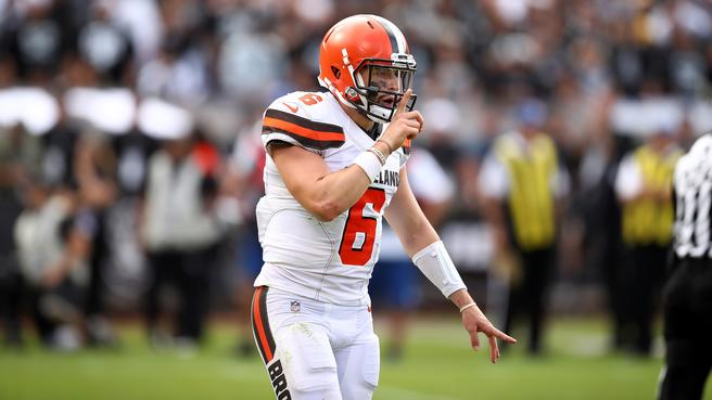 Baker Mayfield says Cleveland Browns are focused on action, not talking