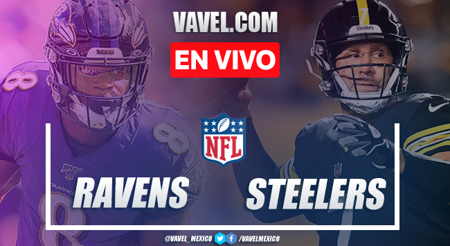 Resumen y anotaciones del Baltimore Ravens 14-19 Pittsburgh Steelers en NFL 2020