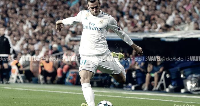 Gareth Bale durante un partido de la pasada Champions League | Foto: Daniel Nieto (VAVEL)