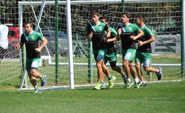 Banfield se prepara para la Copa Argentina
