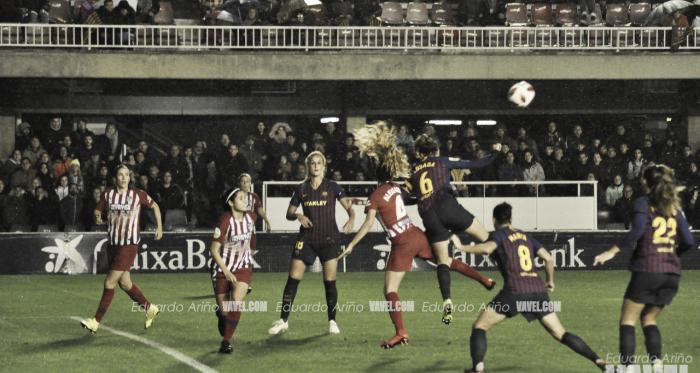 Acción correspondiente del partido de la primera vuelta / Foto: Eduardo Ariño (VAVEL.com)