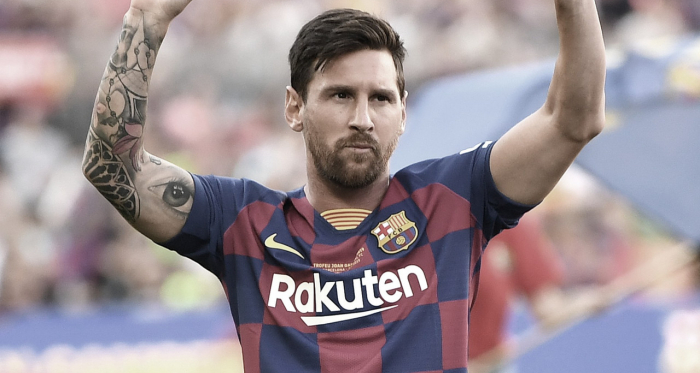 Gols e melhores momentos de Barcelona 4 x 0 Osasuna pelo Campeonato Espanhol