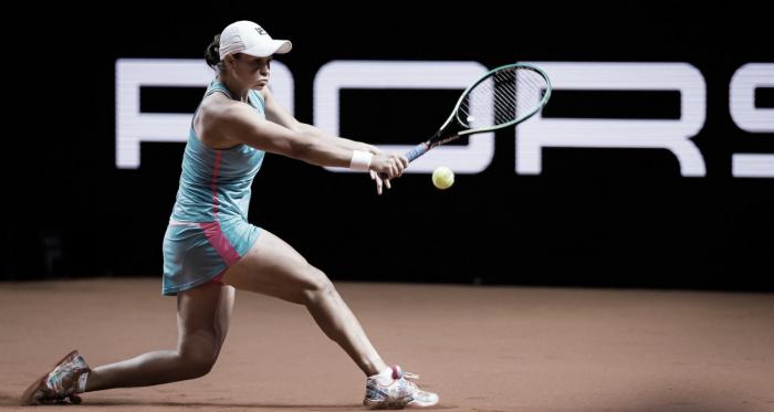Barty aplica 'pneu' e vence ex-campeã Siegemund no WTA 500 de Stuttgart