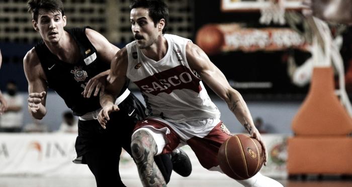 Em jogo equilibrado, Basket Osasco derrota Corinthians pelo Campeonato Paulista