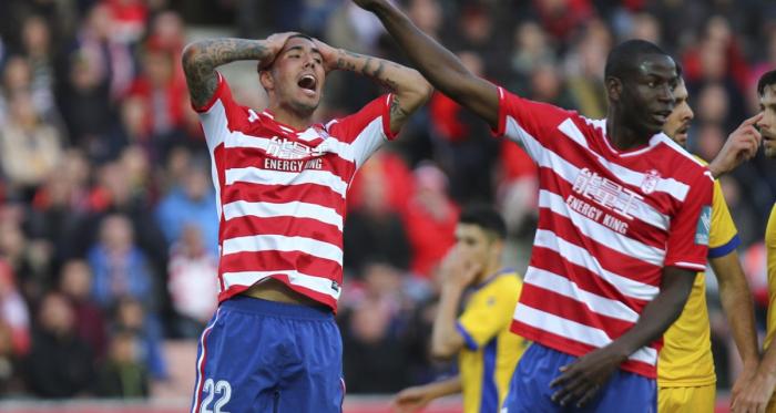 La ineficacia goleadora sentenció al Granada