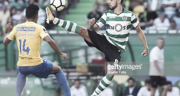 Bruno Fernandes : Dinâmica, versatilidade e espírito goleador