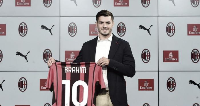 Brahim, cedido al Milan dos años