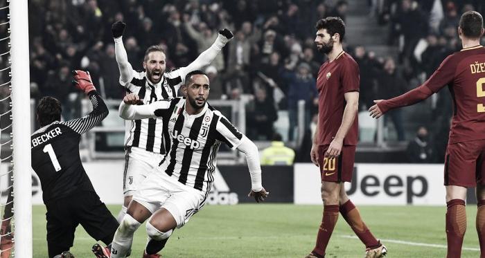 La Juventus más italiana doblega a una incansable Roma