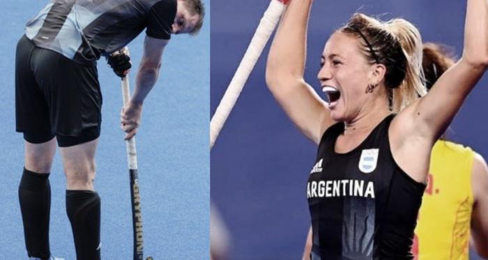 Una mala y una buena para Argentina
