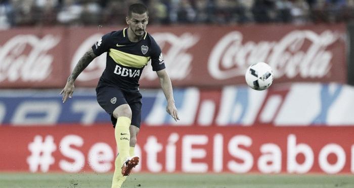 Benedetto, el hombre apuntado por Los Ángeles Galaxy para reforzar su plantilla. Foto: Prensa Boca Juniors