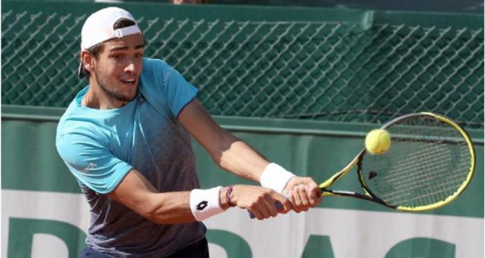 ATP Vienna- Day1: Berrettini fatica, Sonego si arrende