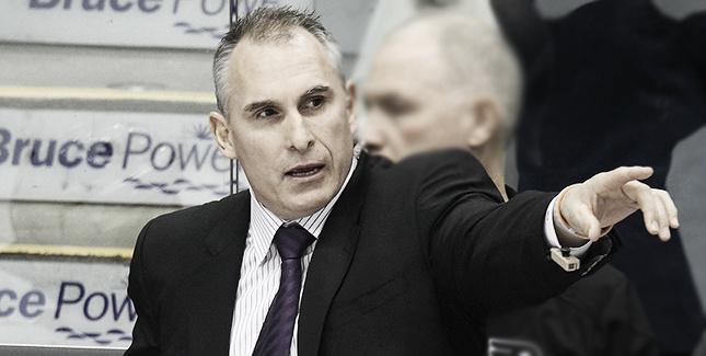Craig Berube, entrenador interino de los Blues