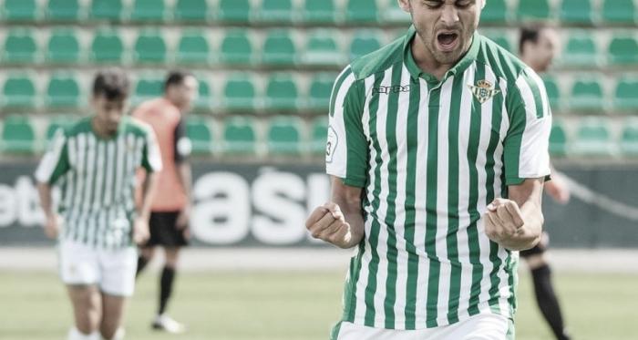 Imagen de un encuentro del Betis Deportivo Foto:@angelbaena7