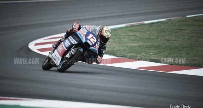 Moto3 Gp Giappone - Pole per l'outsider Rodrigo, terzo Bezzecchi