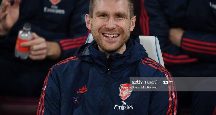 Per Mertesacker: Captain, Leader, Manager