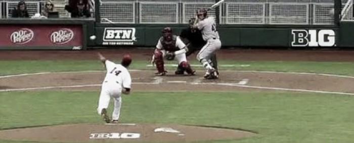 Photo: Maryland Baseball via Big Ten Network