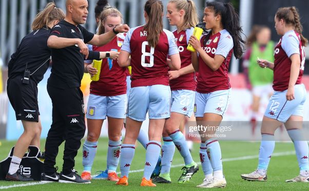 Aston Villa Women confirm three departures