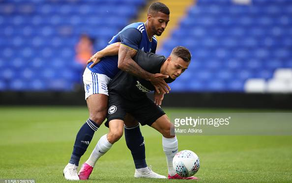 Birmingham City 0-4 Brighton: Seagulls soar against The Blues