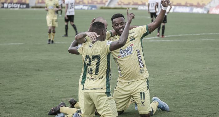 Atlético Bucaramanga se despidió de la Liga BetPlay con goleada