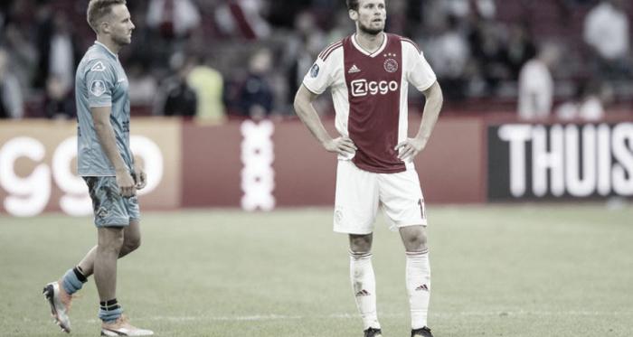 Blind se lamenta tras un inicio no esperado para el Ajax esta temporada / © ANP Pro Shots S