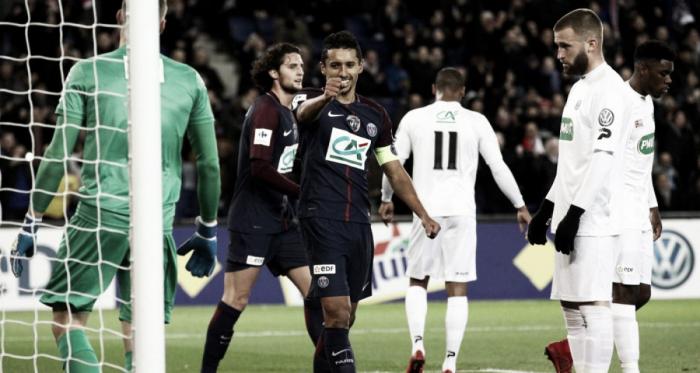 Previa PSG - EA Guingamp: sin objetivos en juego, solo quedan los tres puntos