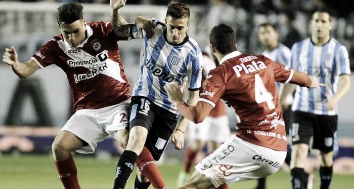 Argentinos quiere remontar