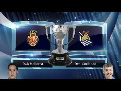 RCD Mallorca vs Real Sociedad; 2º Jornada de La Liga Santander (FOTO:// youtube.com)