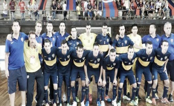 Boca sigue haciendo historia y quiere consagrarse en la Copa (Foto: A Dos Toques Futsal)