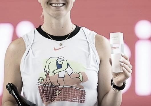 "Svitolina se puso ""dura"" frente a Kvitova y ganó el torneo de Berlín"