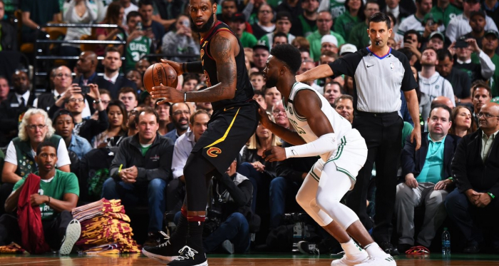 Foto NBA Twitter
