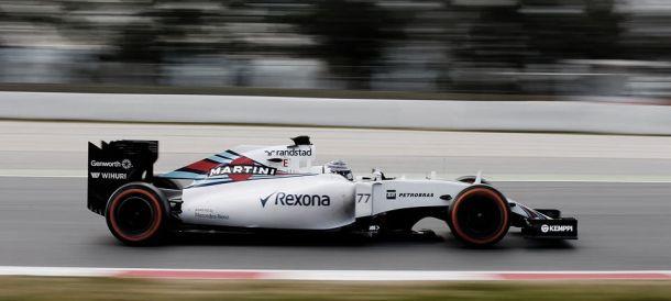 Valtteri Bottas foi o mais rápido do dia (Foto: Williams)